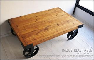 インダストリアル車輪テーブル 天板画像.png
